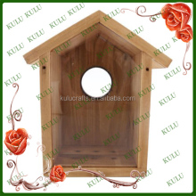 hidden spy camera bird house cedar wood bird watcher bird house