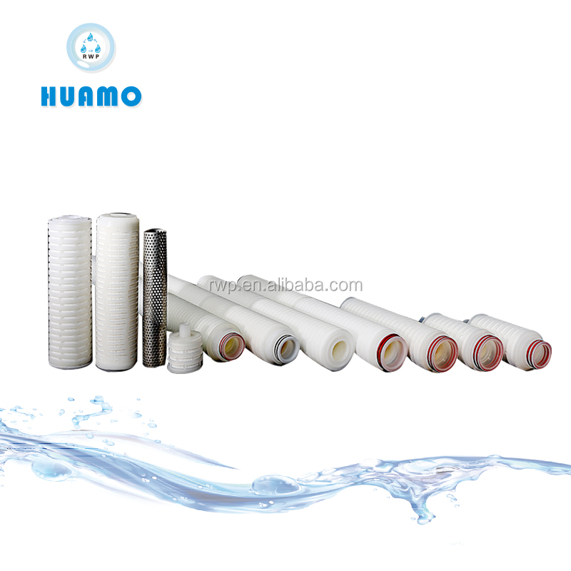 micron PP membrane 5 micron filter cartridges industrials/water filter material/ pp water purifier filter