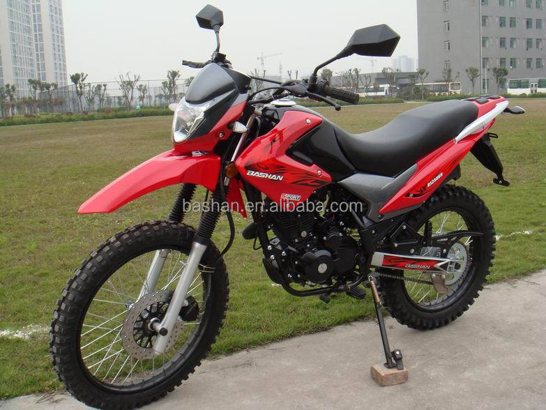 Bashan motorcycle dirt bike off road bike 150cc 200cc 250cc