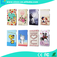 New products on china market Top PU leather+PC case for Ipad mini 2 3 4