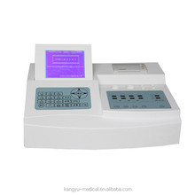HF-6000 Medical Coagulation Analyzer Machine
