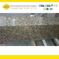 Interior Ouro Brazil Gold Granite Stairs