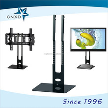 extra slim flat mount modern lcd led fixed tv mount bracket, tv wall mount with dvd bracket