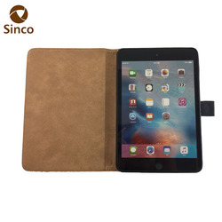 PU Leather Stand Tablet Case for Ipad Mini