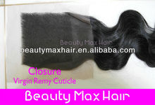 Large quantity in stock top lace closure