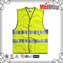 3M reflectorized reflective safety running work warning vest