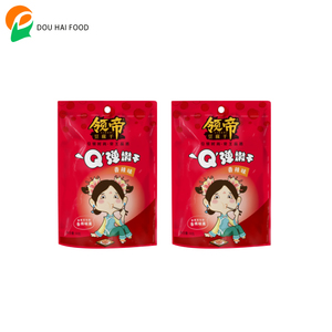 haccp certified company supply dried tofu snacks with different flavor
