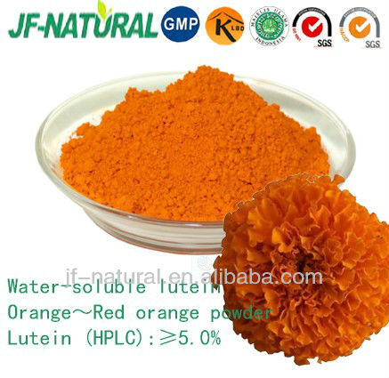 Water soluble lutein GMP factory