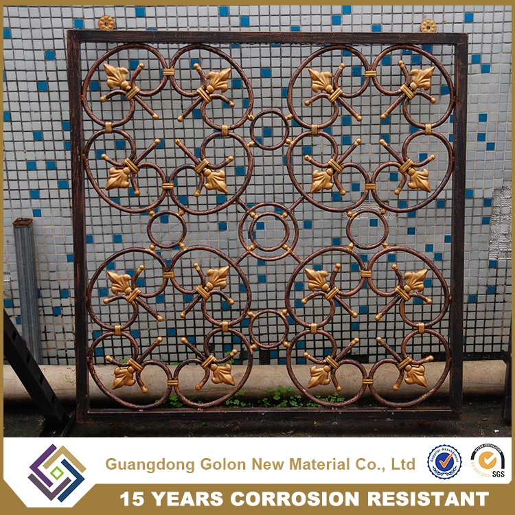 Alibaba Aluminum Iron Window Grill Color Design