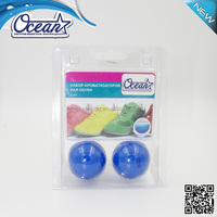lemone Scented balls solid air freshener with round shape for shoe