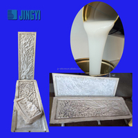 rtv-2 liquid silicone rubber for making plaster and statue mold