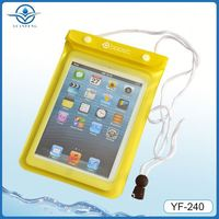 New design waterproof bag for ipad mini case keyboard