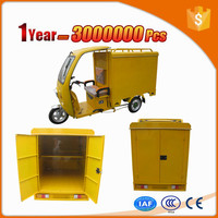 OEM china auto battery rickshaw with discount
