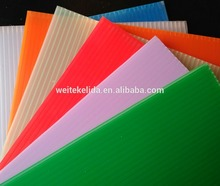 PP Honeycomb Board Plastic Hollow