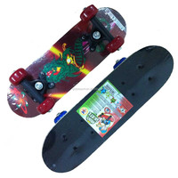 1705B-1VC4828A chinese maple 4-wheel skateboard with nice graphic design