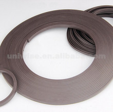 Strong force magnet strip,strong magnetic strip for refrigerator/freezer/cabinet ,strong strip magnets