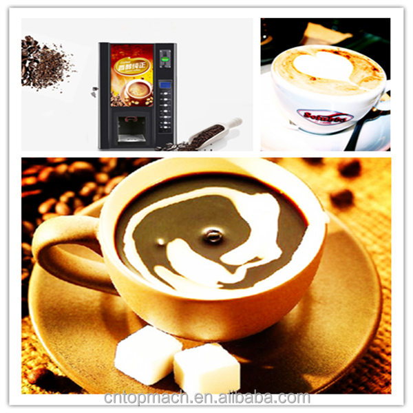abundant supply concessionary term vending machine/milk tea time machine