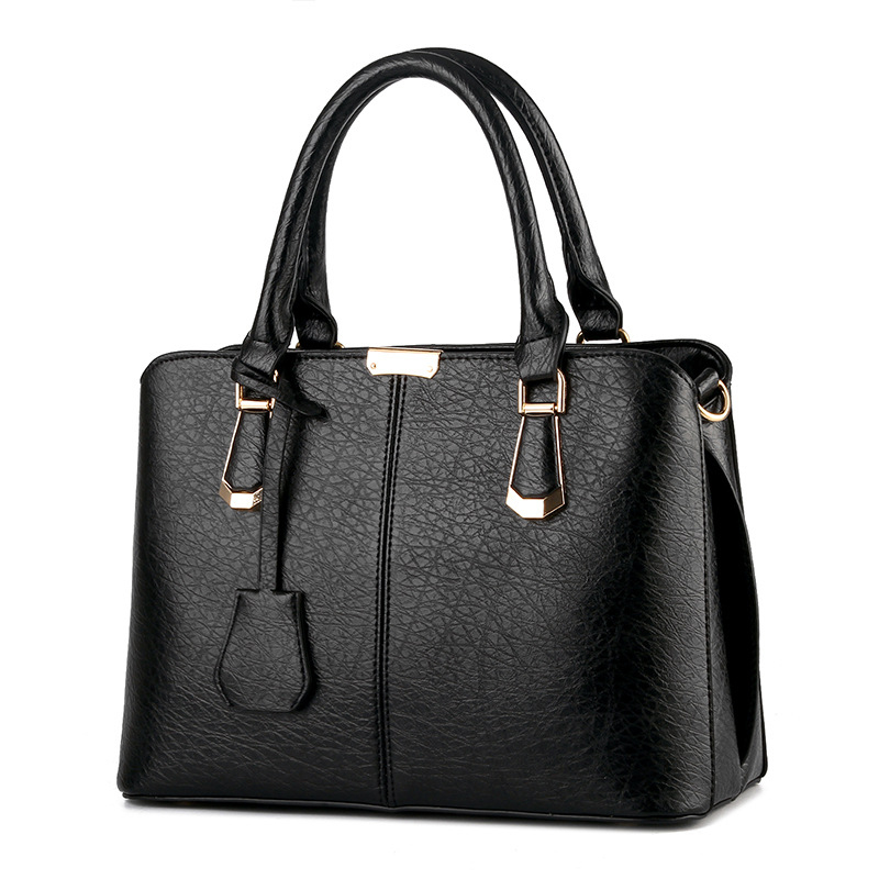 <strong>C002</strong> Ten Colors Wholesale Custom Leather Women Bag Handbag