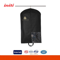 New Recycle Top Quality Customized Travel Garment Bag Suit Protection Cover