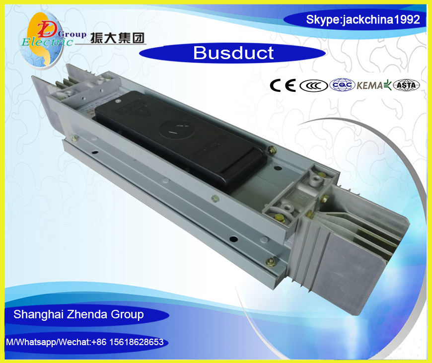 Low voltage flexible intensive sandwich compact copper busbar bus duct busway busbar With CE KEMA ASTA CCC Certificate