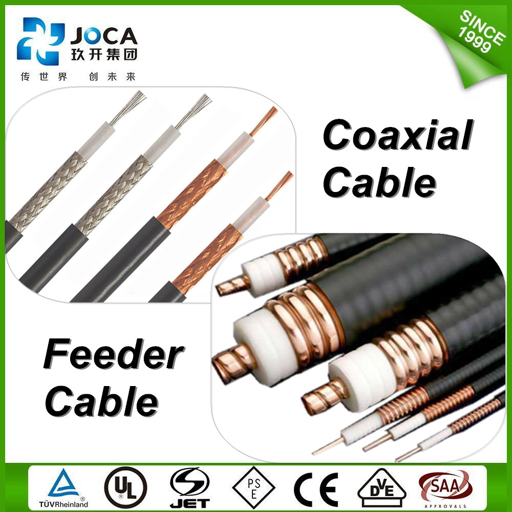 "2014 new radiating 7/8"" Leaky Feeder Cable for wifi & telecom"