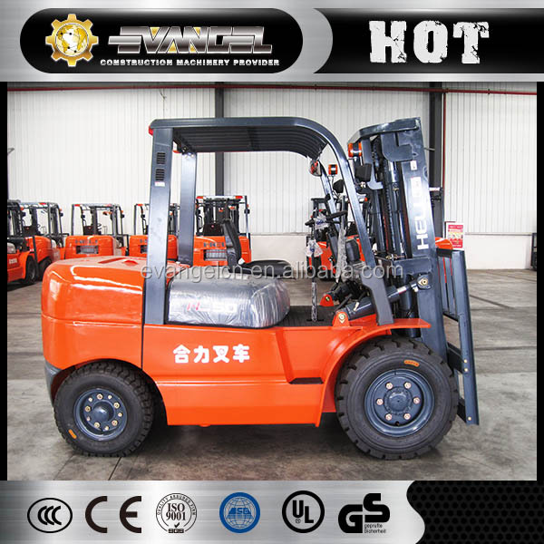 YTO 3 Ton Small Forklift Spare Parts Forklift Tire