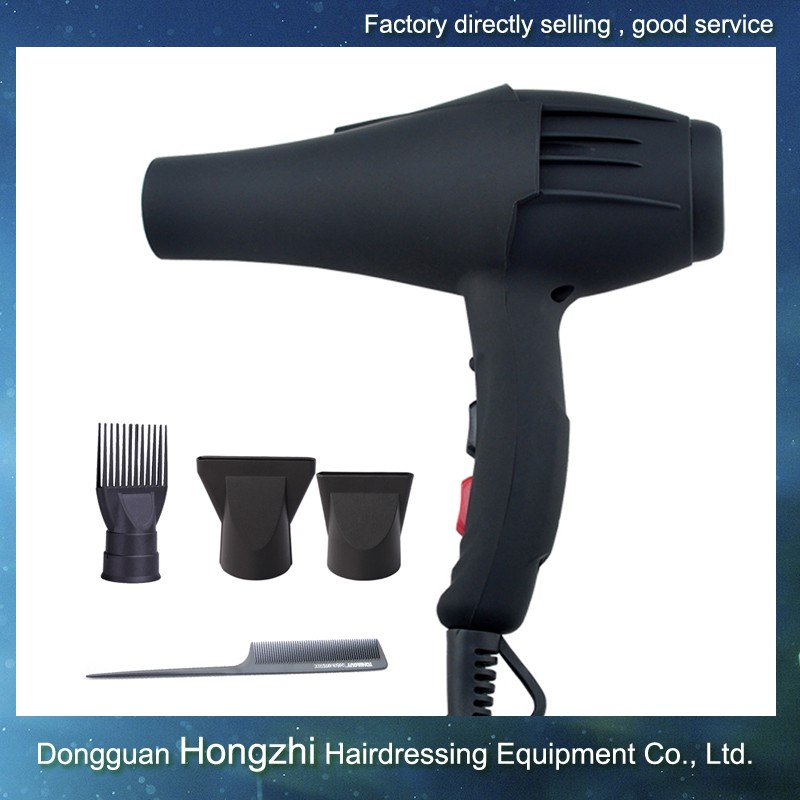 2016 AC Motor 2400W Hair Dryer Professional Salon Hair Blow Dryer