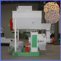 Woodworking Machine Waste Wood Pellet Press Machine For Sale
