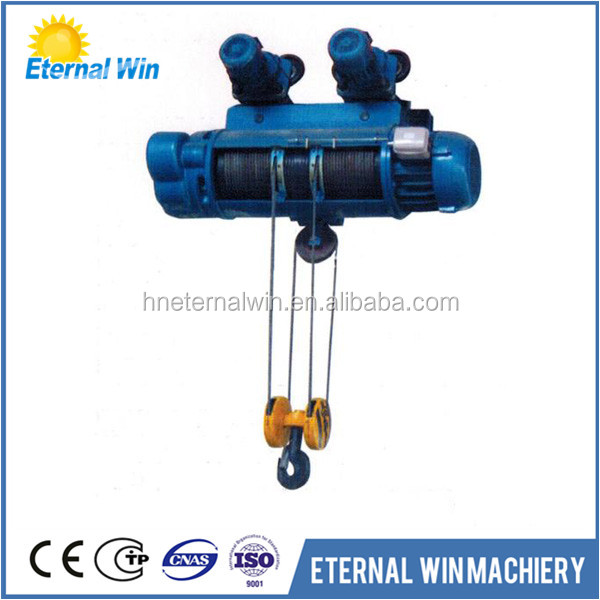 Explosion-proof 5ton Electric Wire Rope Pulley Hoist For Sales - Buy ...