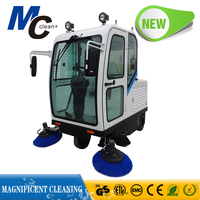 MC RS1800B commercial street cleaning machine floor sweeping machine