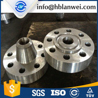 ASTM B16.5 150LBS carbon steel flange Forged CS CT20 Welding Neck Flange
