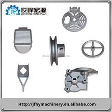 customized die casting&sand casting aluminum alloy casting car parts