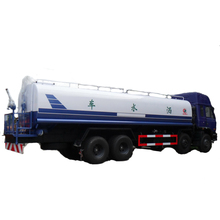 4x2 mini 10000-20000 Liter Stainless Steel Water Tank Truck