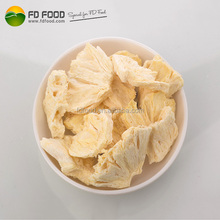 sliced freeze dried pineapple nothing added fd fruits