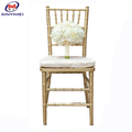 Hot Sale Wedding Aluminum Banquet Bridal Chair