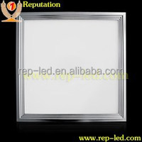 Eurepean best selling square slim LED panel 20W with recessed setup