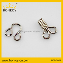 Normal dress hook and eye and bra hook and eye