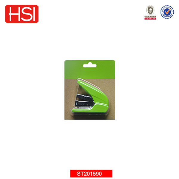 high quality professional machine school&office supply plastic stapler