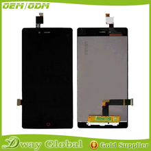 Phone spare parts lcd screen for zte nubia z9 mini NX511J lcd display with touch screen digitizer assembly for zte z9 mini