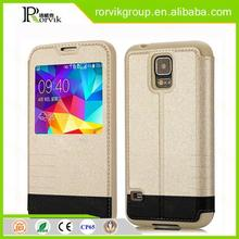 soft silicon mobile phone case card holder for Samsung Galaxy S5 I9600