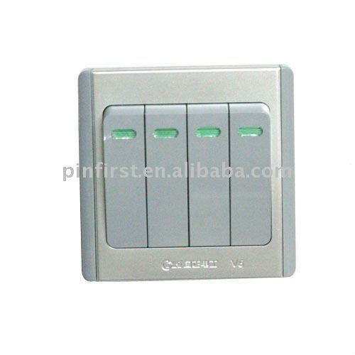 Electrical Outlet-Switch-Multi-High Power Tool Switch