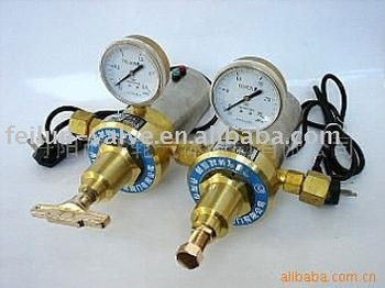 YQT-11 Electrical Heating Carbon Dioxide Pressure Regulator