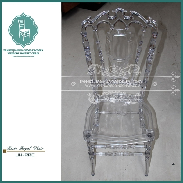 Crystal chairs antique black king throne chair
