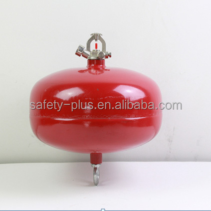 CE approved 4kg ABC automatic fire extinguisher Ball