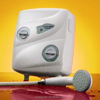 Automatic portable shower heater electric immersion water heater