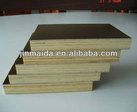 high quality 18mm phenolic film faced plywood price