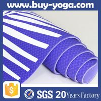 china shengde wholesale yoga mat material eco friendly