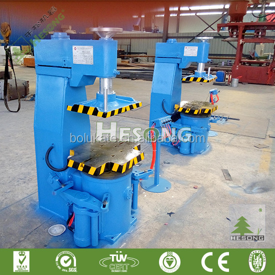 Hot Sale Horizontal Casting Machine / Used Continues Casting Machine
