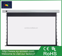 XYSCREEN office equipment electric projector screen