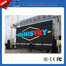 Large supply reasonable price 7000cd/sqm digital number led display board